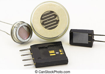 different types of sensors, semiconductor sensors, magnetic...