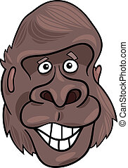 gorilla ape