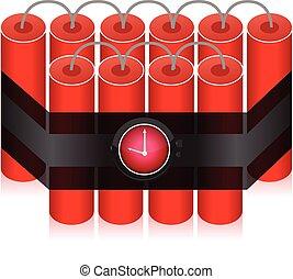 Countdown Time Bomb - Dynamite