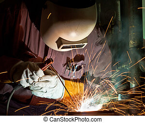 stick welding - craftsman stick welding