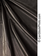 natural shiny black leather background - natural shiny black...