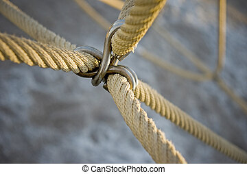 Ropes - Attached ropes