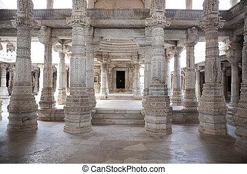 adinath temple of ranakpur - adinath jain temple in...