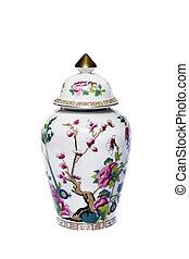 urn ceramic vase