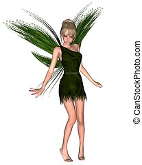 Fairy Tinkerbell - 3 - JM Barries Tinkerbell Fairy from...