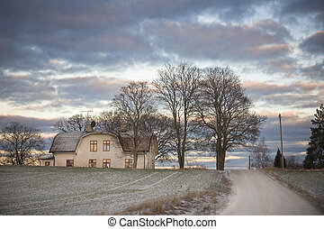 farmhouse - Farmhouse in Sweden