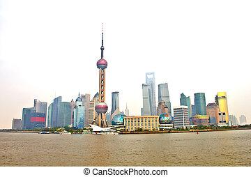Shanghai Pudong, China