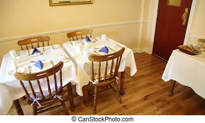 Beautifully served buffet tables - Beautifully served buffet...