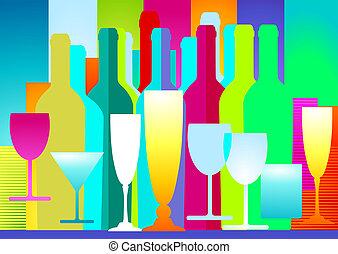 drinks decoration