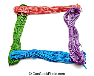 Wire frame color