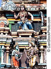 Vishnu Temple of Cochin