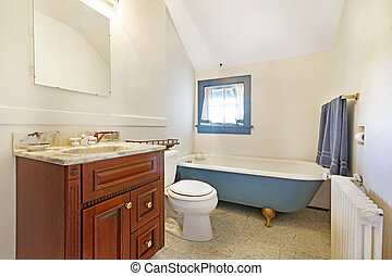 Antique bathroom original from 1856 - Amazing home from 1856...