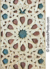 Pattern of architecture decoration - The element of...