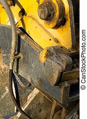 Digger - Detail