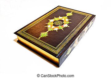 Quran - Al Quran or Koran, central religious text of Islam