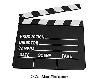 black camera frame sign isolated - Black striped camera...