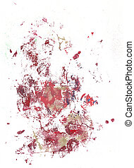 Mixed Media - Mixed media Great for urban designs and trendy...