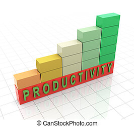 3d productivity propgress bars - 3d reflective progress bars...