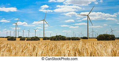 Wind turbine - renewable