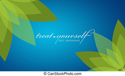 Treat Yourself - Gift Certificate - High resolution...