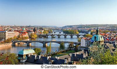 Prague Bridges