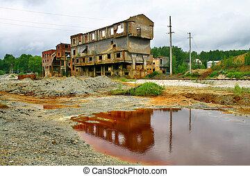 Deserted mine