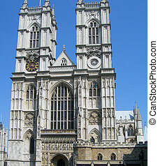 Westminster Abbey London UK - Westminster Abbey cathedral...