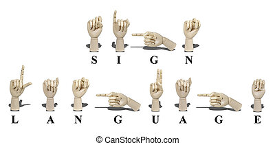 Sign Language in American Sign Language - Sign Language...