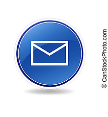 Contact Icon - High resolution graphic of a contact icon...