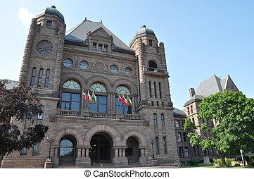 Ontario Legislature Building