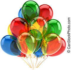 裝飾,  Multicolor, 气球