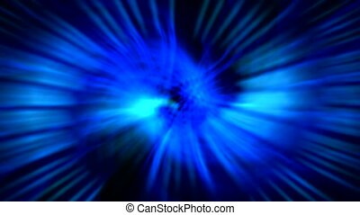 dazzling swirl ray light and fiber optic in space,internet...