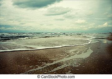 Big ocean