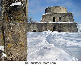Koporye is a historic village in Leningrad Oblast, Russia,...