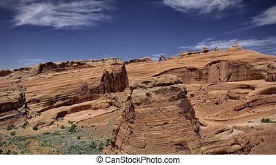 (1265D) Delicate Arch National Park - Iconic Utah landmark...