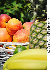 Fruits arrangement