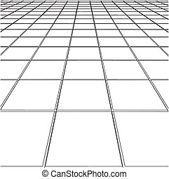 Tile Floor Vector