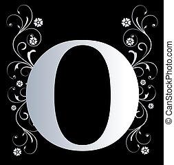 capital letter O