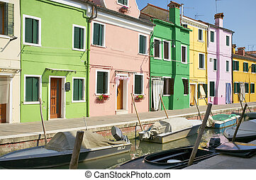Burano is situated 7 kilometers from Venice Burano is known...