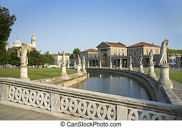 Padua - One of the best known symbols of italian city Padova...