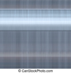 polished stainless steel background - highly polished and...