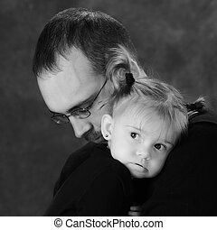 Daughter with Daddy