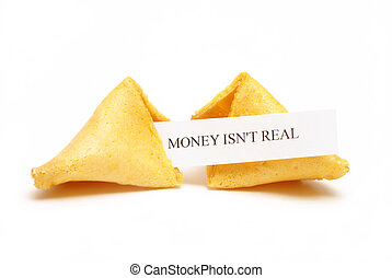 Fortune Cookie of Money