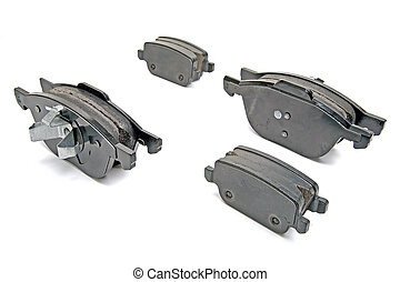 brake pads set for one car