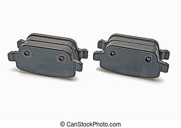 rear brake pads set