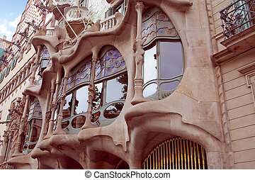 Casa Battlo in Barcelona - Spain