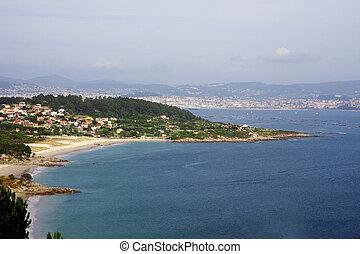 coast of Galicia, Spain