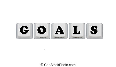 Documenting your Goals