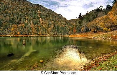 Hidden Paradise; SULUKLU GOL - Suluklu Lake - Suluklu Lake...