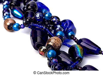 colourful beads background
